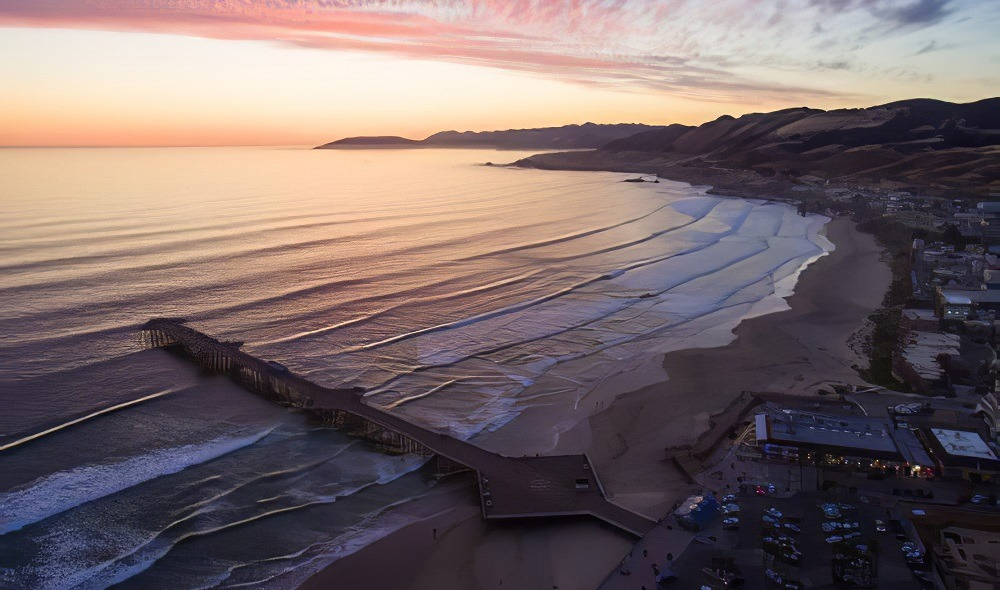 A walk at Pismo Beach [Things to do in Pismo Beach]