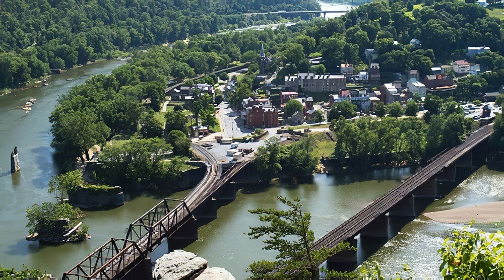Harper's Ferry [Places to visit in West Virginia]