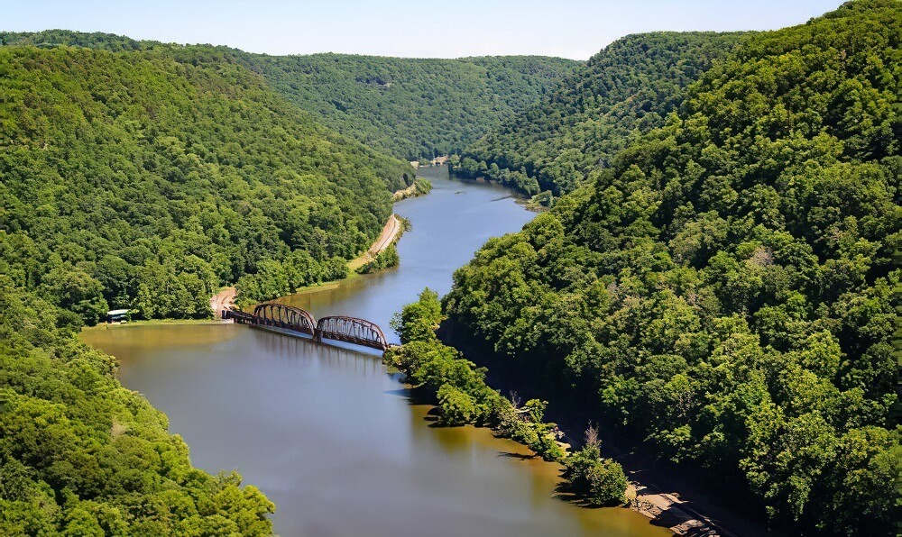 New River Gorge [Best Places To Visit In West Virginia]