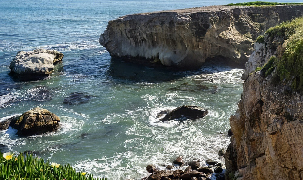 Visit Dinosaur Caves Park and Margo Dodd Park [Things To Do In Pismo Beach]